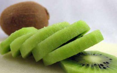Kiwi para embellecer tu piel!